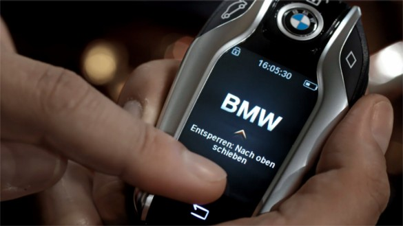 BMW 7 Series Sedan Innovative Functionality