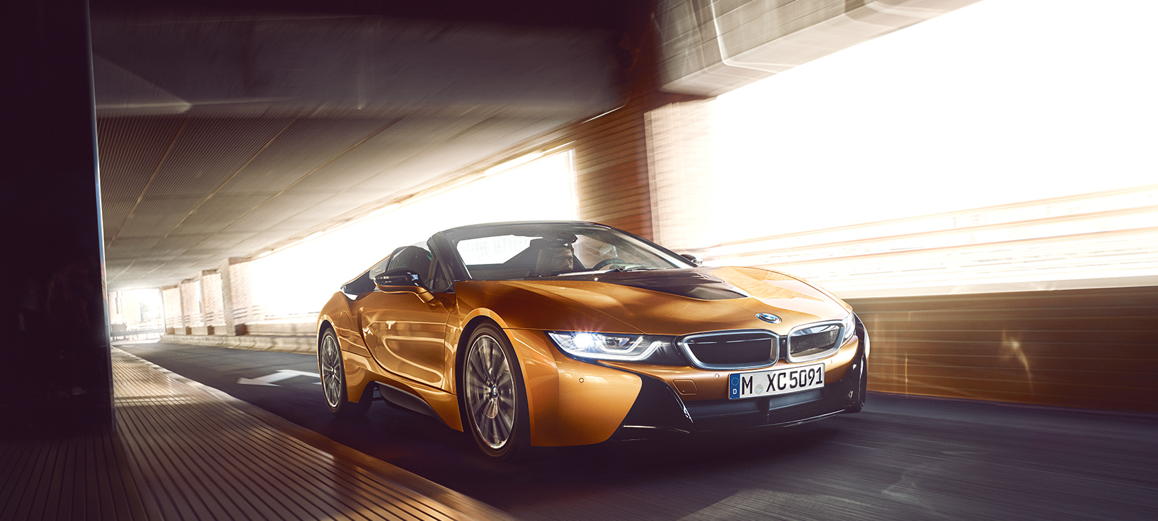 bmw i8 roadster: the new version of the plug-in hybrid