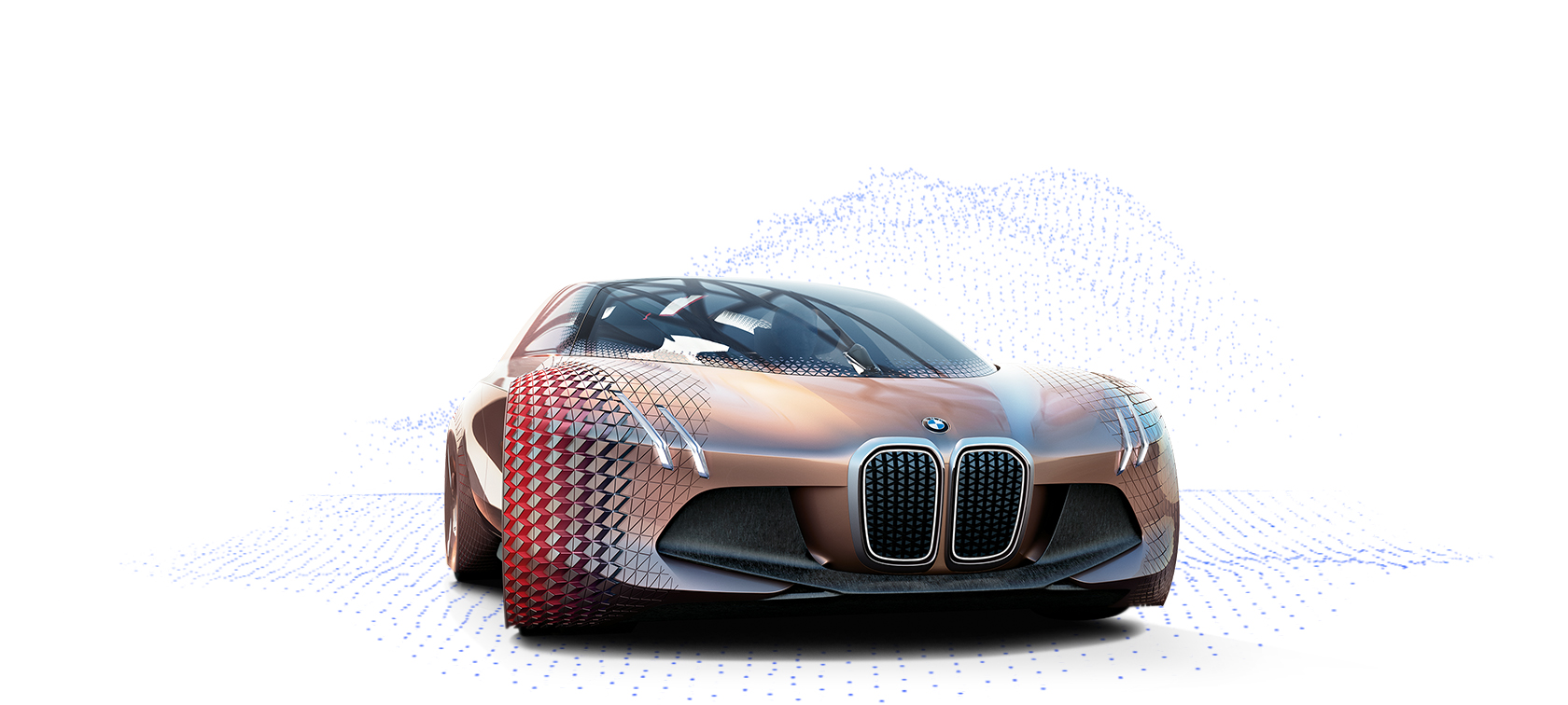 Bmw The Next 100 Years The Bmw Vision Next 100
