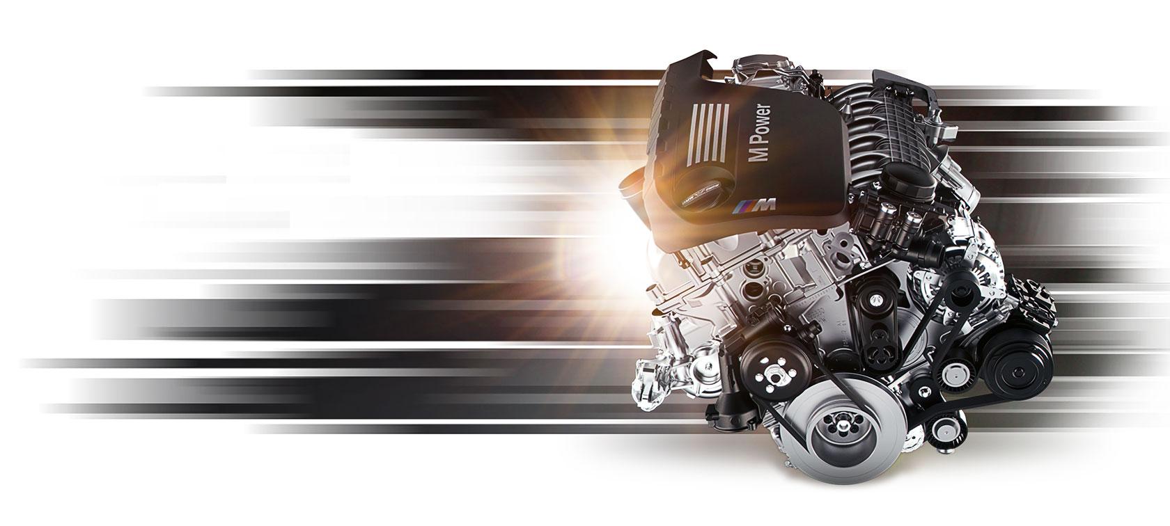 BMW EfficientDynamics : BMW TwinPower Turbo Engines