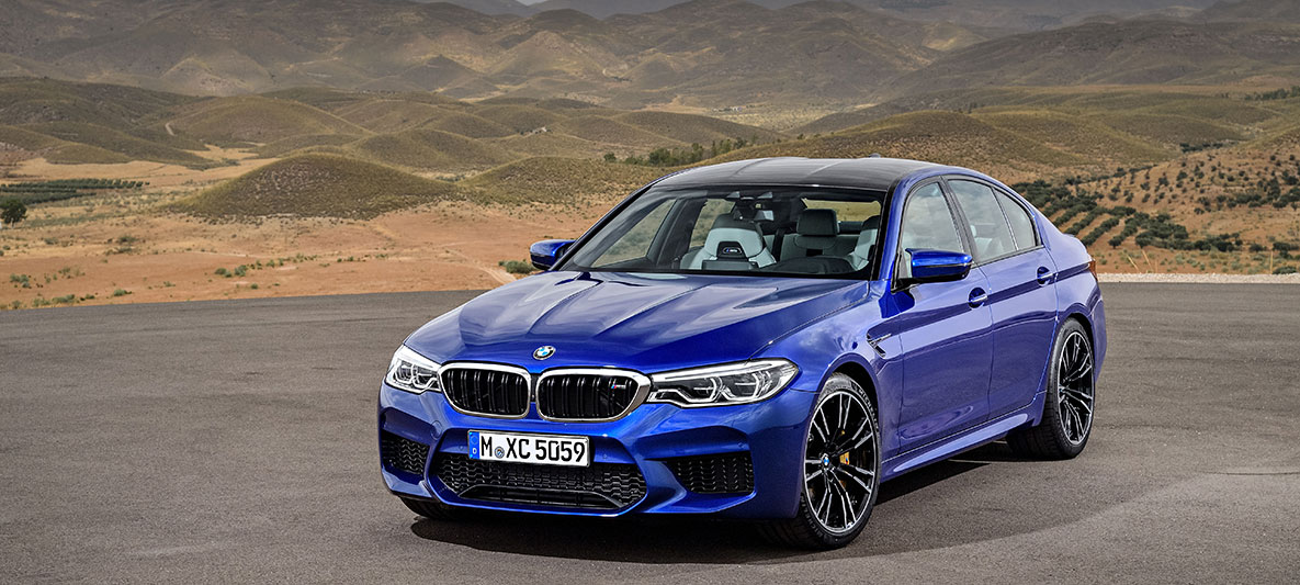 2018-05-18 BMW Group Malaysia Introduces the New BMW M5 - The Most