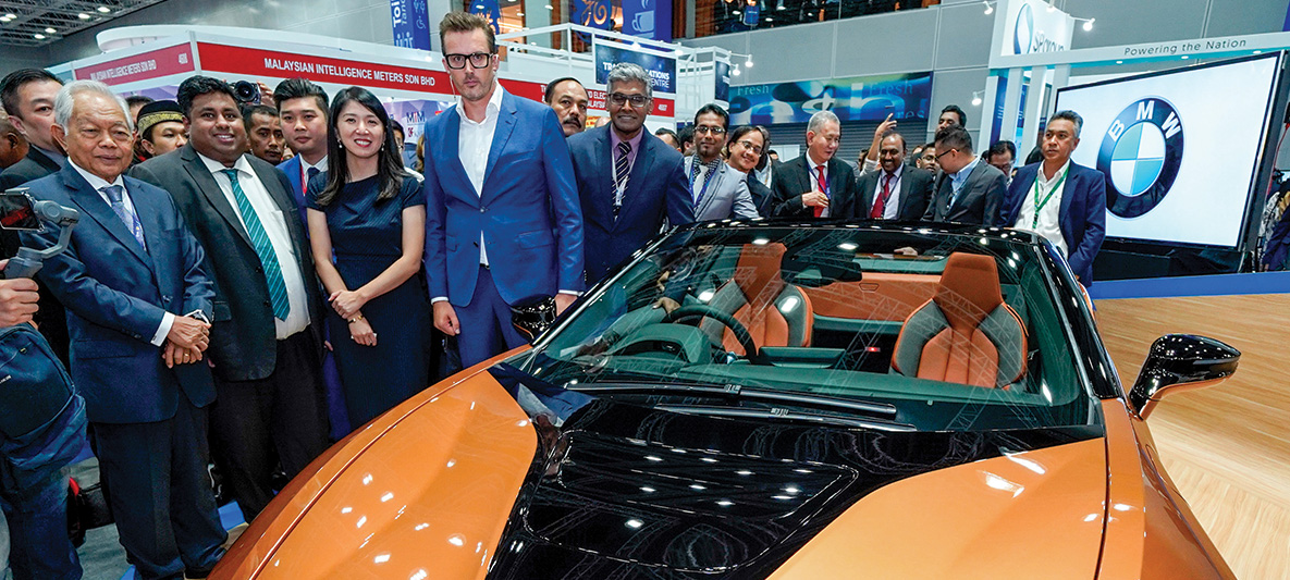 2018 09 18 Bmw Malaysia Introduces The First Ever Bmw I8 Roadster At