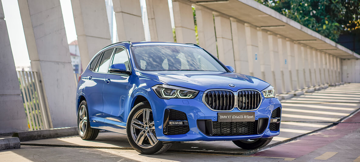 Bmw X1 M Sport 2020 Review