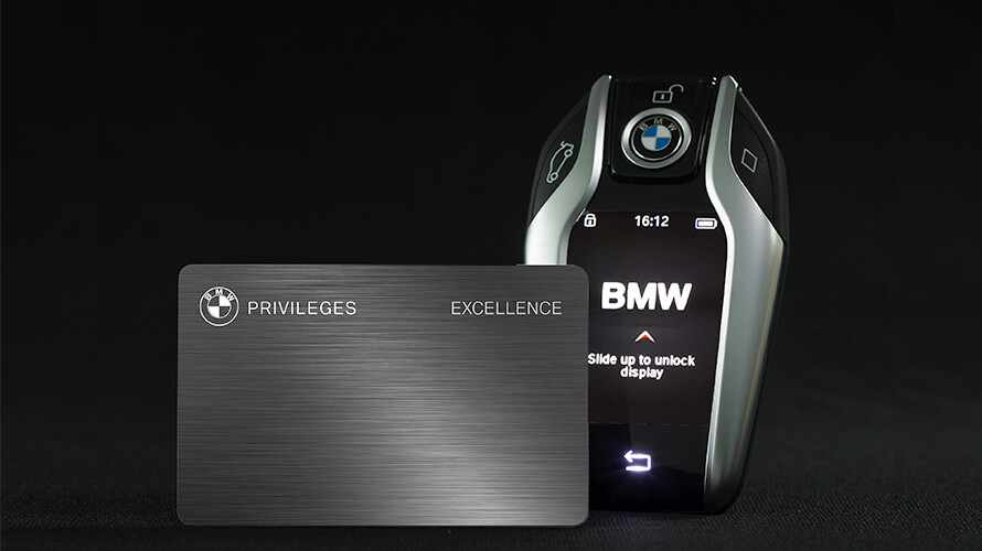 BMW PRIVILEGES EXCELLENCE