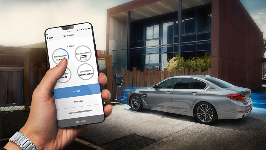 Bmw Financial Services Existing Customer