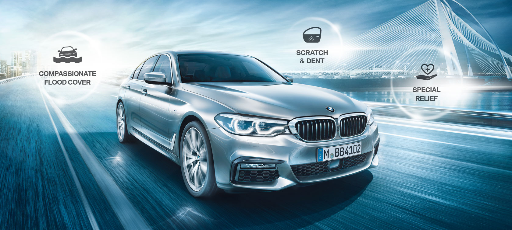 BMW Ultimate Protection Programme+